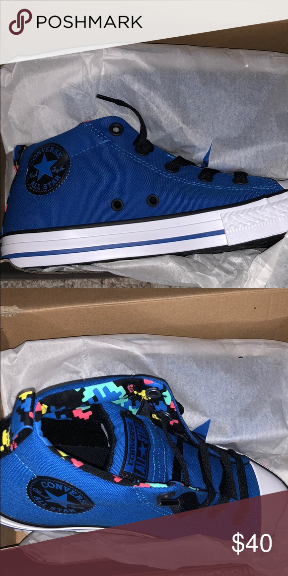 4f9a9321b51934 Converse Brand new boys Converse. Size 4. Converse Shoes Sneakers ...