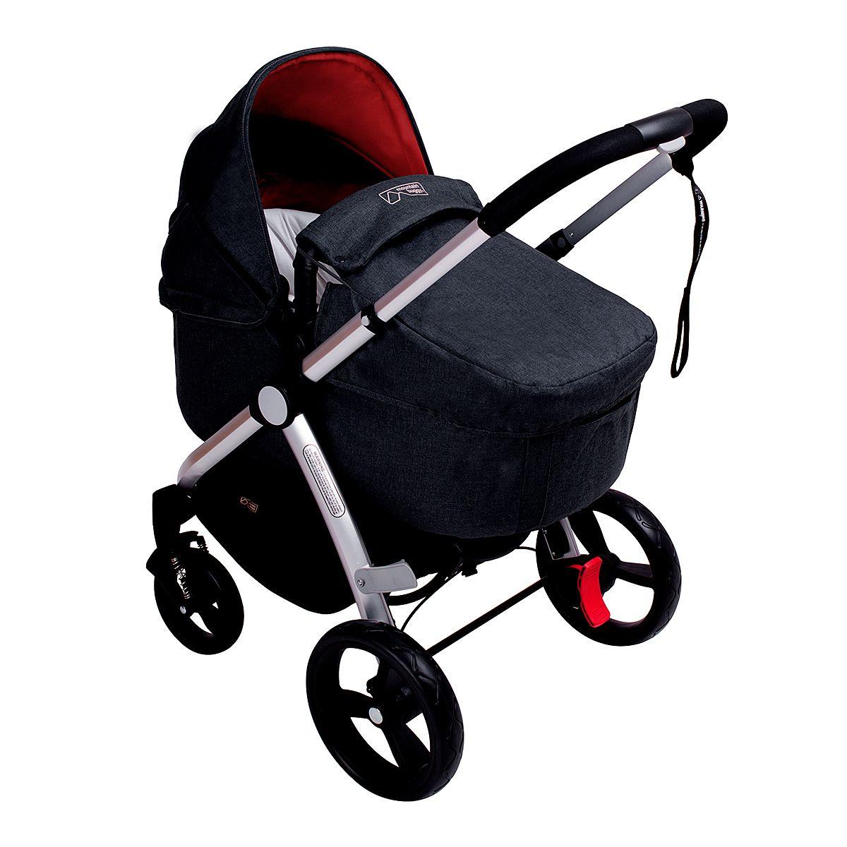 Cosmopolitan stroller for added comfort for baby