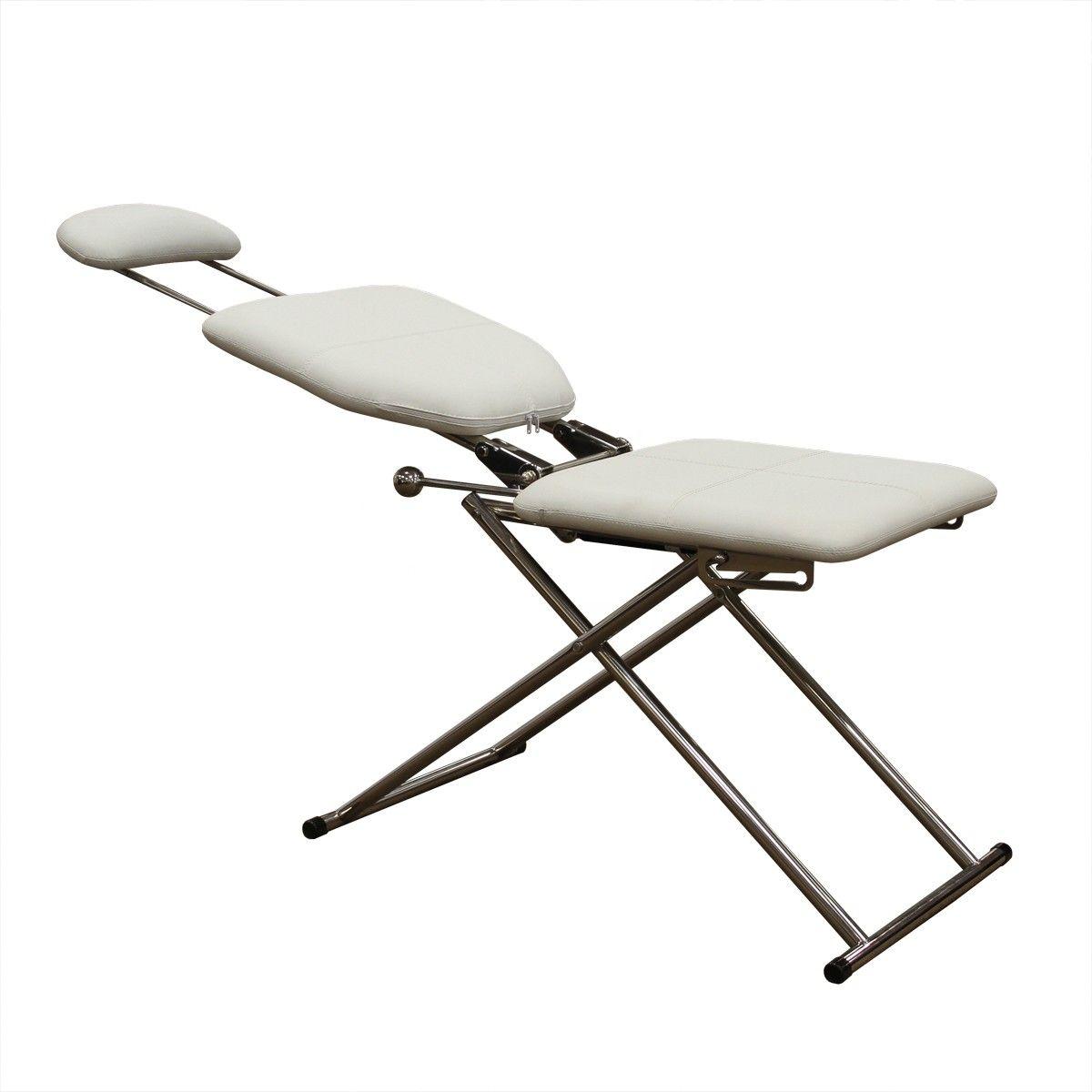 Portable facial chairs, bangla garl foto