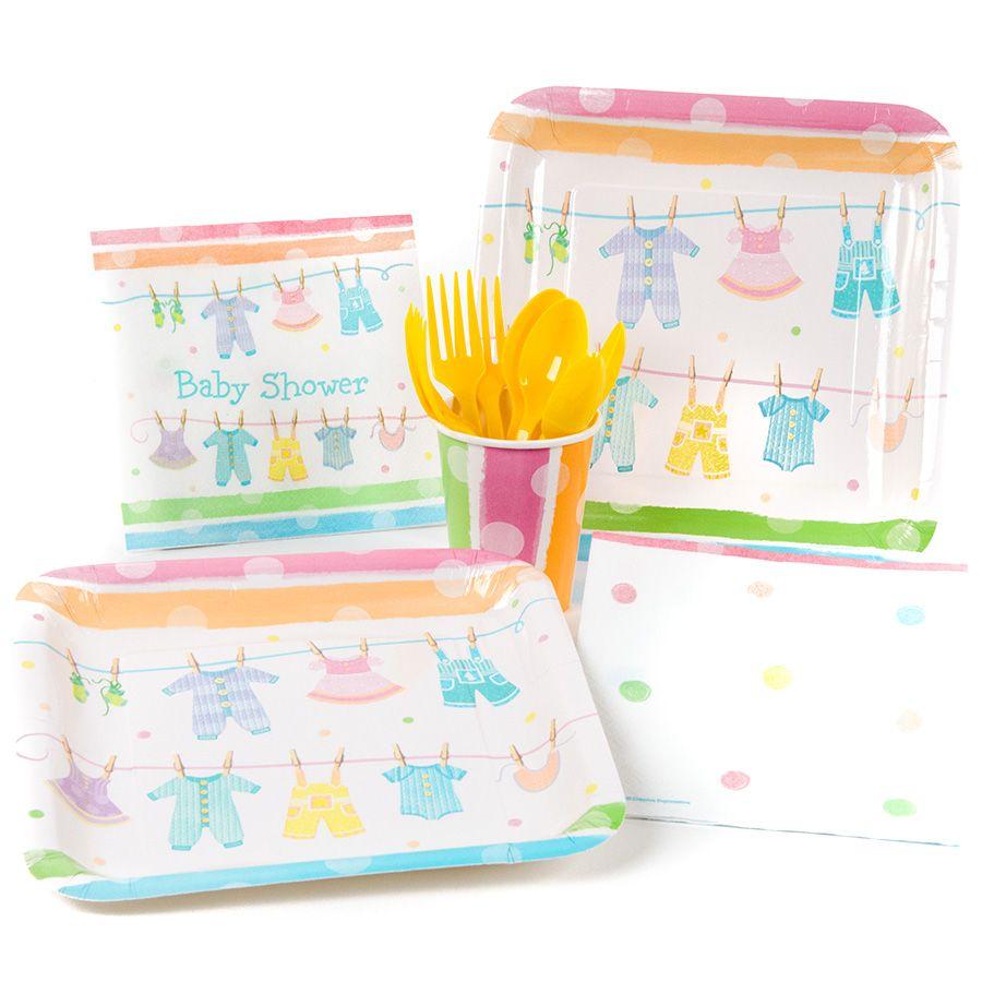Thème Baby shower pastels  - Annikids