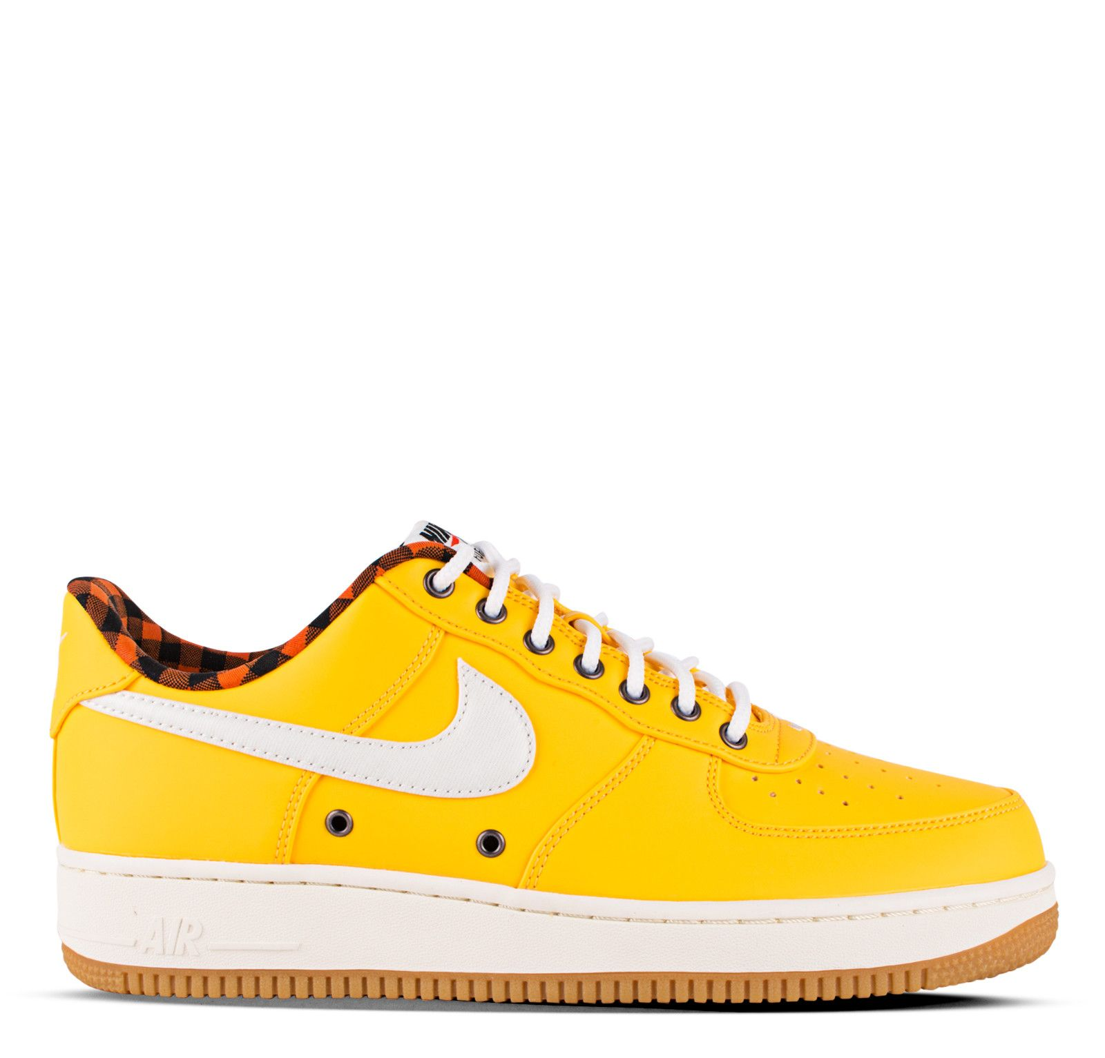 Nike Air Force 1 Maíz High 07 Lv8 Varsity Maíz 1 Vela Safety Orange 03587d