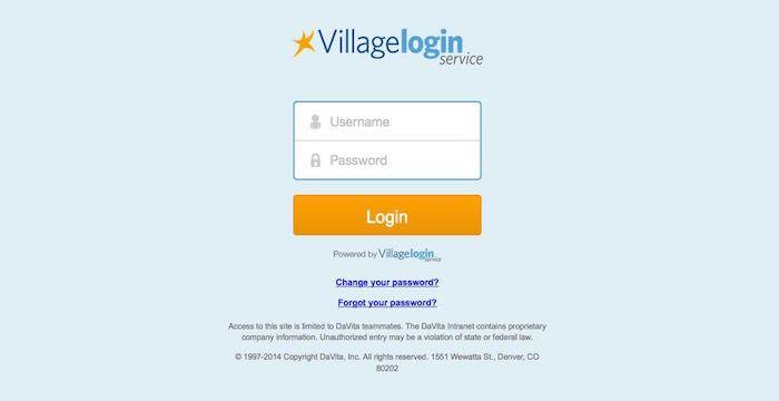 DaVita Email Login Page URL Login page, Davita, Email