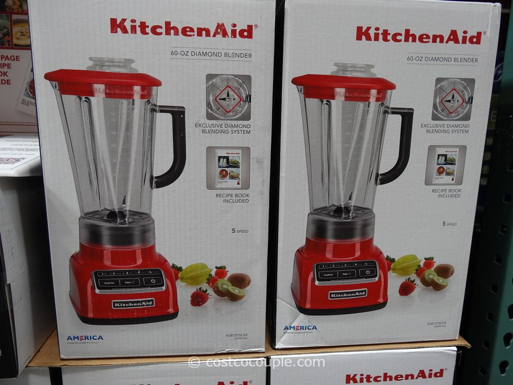 KitchenAid Diamond Series 5 Sd Blender Costco | KitchenAid ... on vortex blender, breville bbl605xl hemisphere control blender, margaritaville blender, 25 diamond blender, nutribullet ninja blender, best smoothie blender, black diamond blender, vitamix 5200 blender, orange juice blender, cuisinart diamond blender, red blender, blendtec blender, kitchen blender, cuisinart hand blender, cobalt blue vitamix blender, color blender, oster blender, kenwood kmix hand blender,