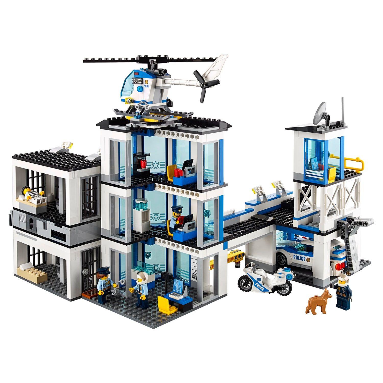 Lego City Police Station Set 60141 Police City Lego Set Lego City Police Station Lego City Police Lego City