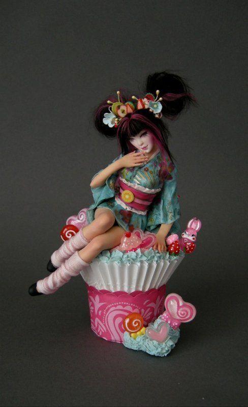 Cupcake Geisha