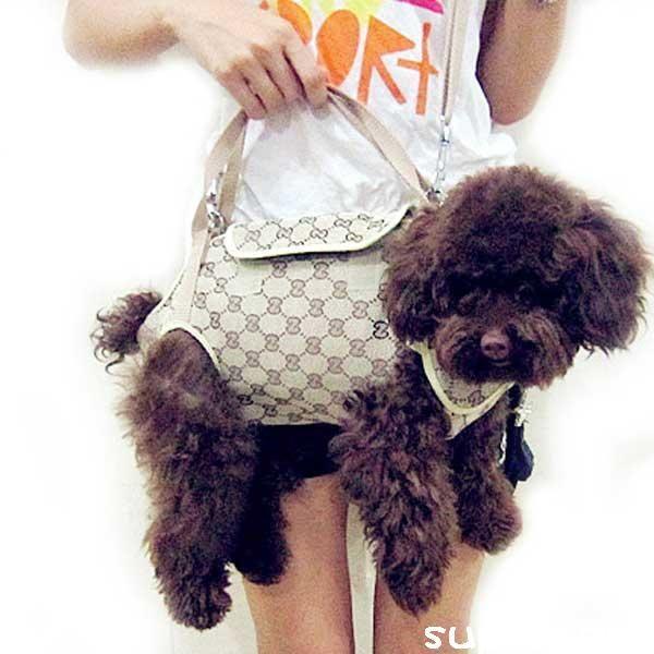グッチ 犬 猫 ペットキャリー キャリーバッグ ブランド 犬用品 パロディ ペット用 Gucci 犬用スリング 小型犬 抱っこ紐 手提げ 斜め掛け 軽量 多機能 送料無料 Pet Clothes Gucci Pet Pet Accessories