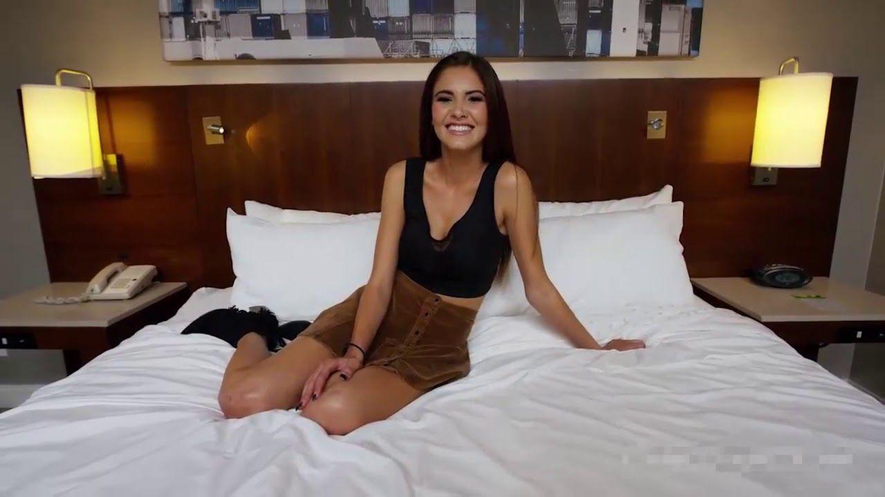 Sexy Latina Teen Casting
