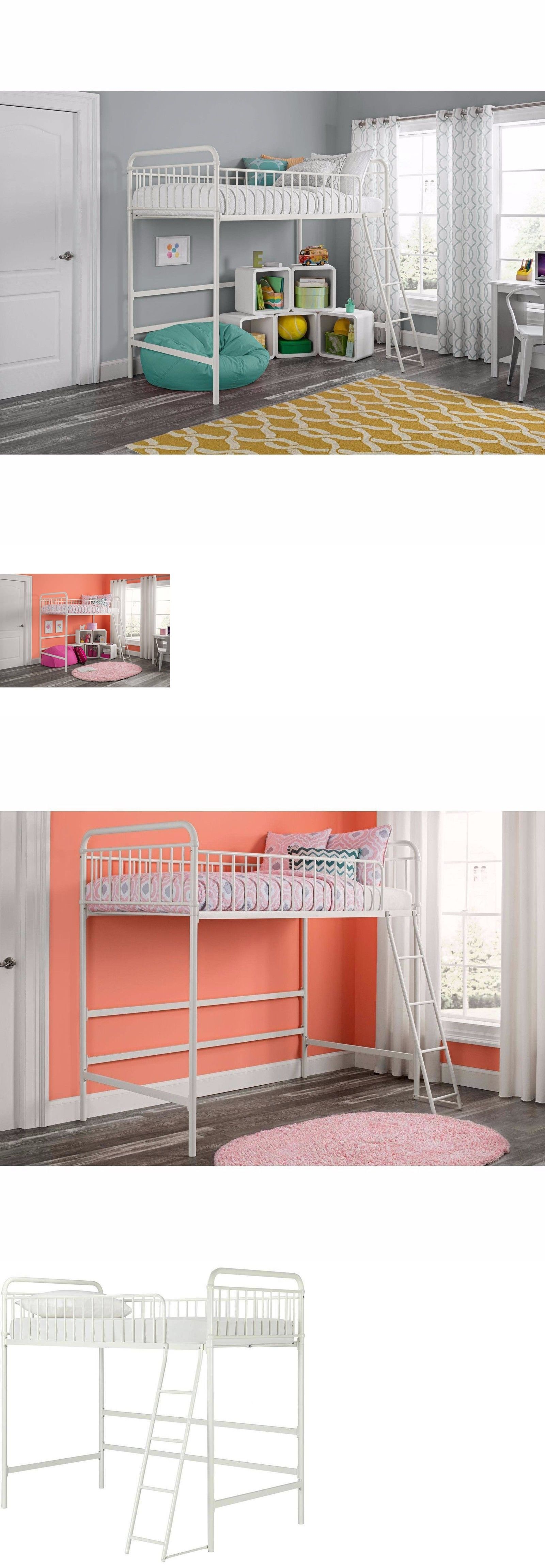 Junior loft bed with stairs  Kids Furniture Loft Beds For Kids With Stairs Girls Teens Child
