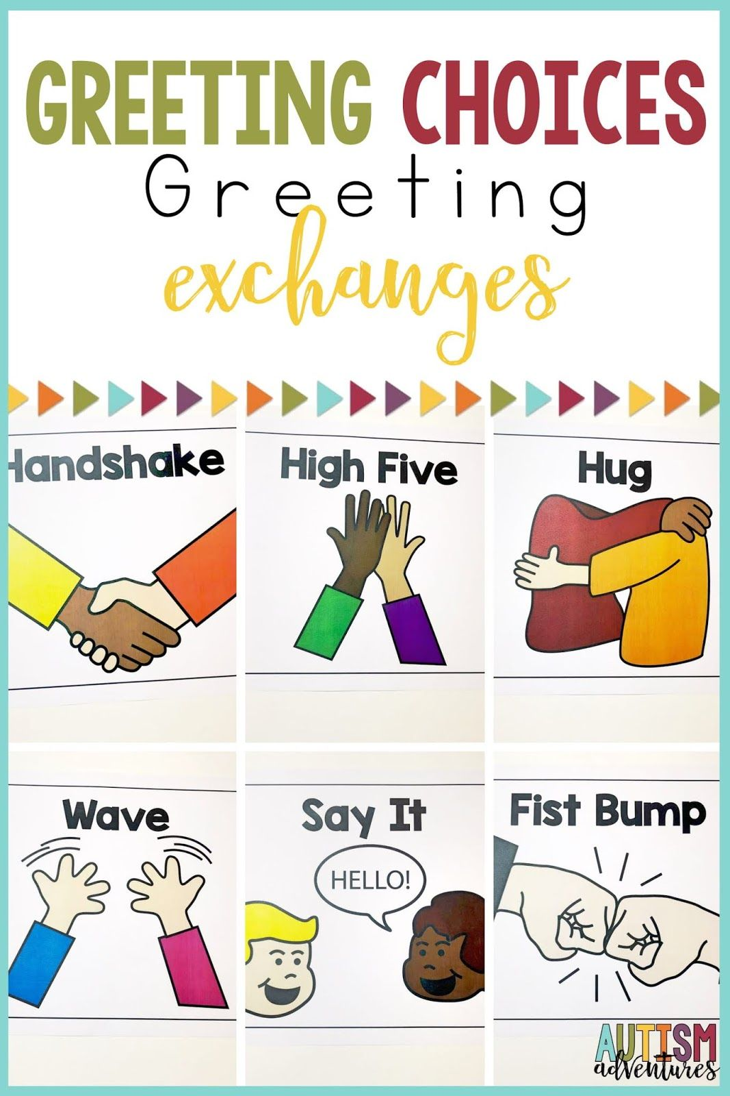 Greetings In The Classroom
