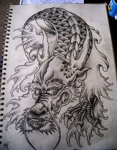 japanese dragons japanese dragon by frosttattoo traditional art
