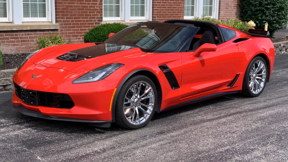 2015 Corvette Coupe For Sale In Florida 43500 1 Owner C7 For