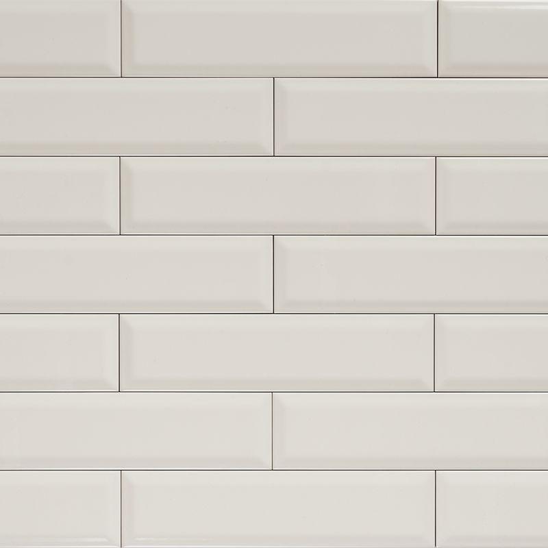 Subway - Bevelled Long Gloss Linen Tile 300×75 | Kitchen | Pinterest ...