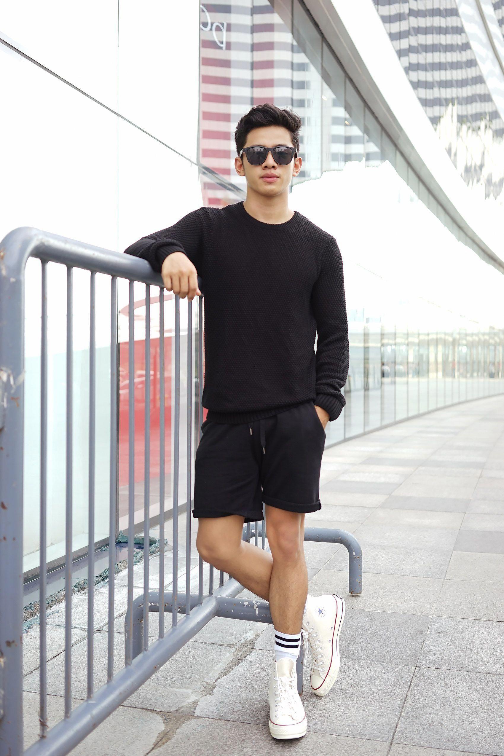 efd61f7acf72 men converse fashion shorts - Google Search  MensFashionSneakers ...