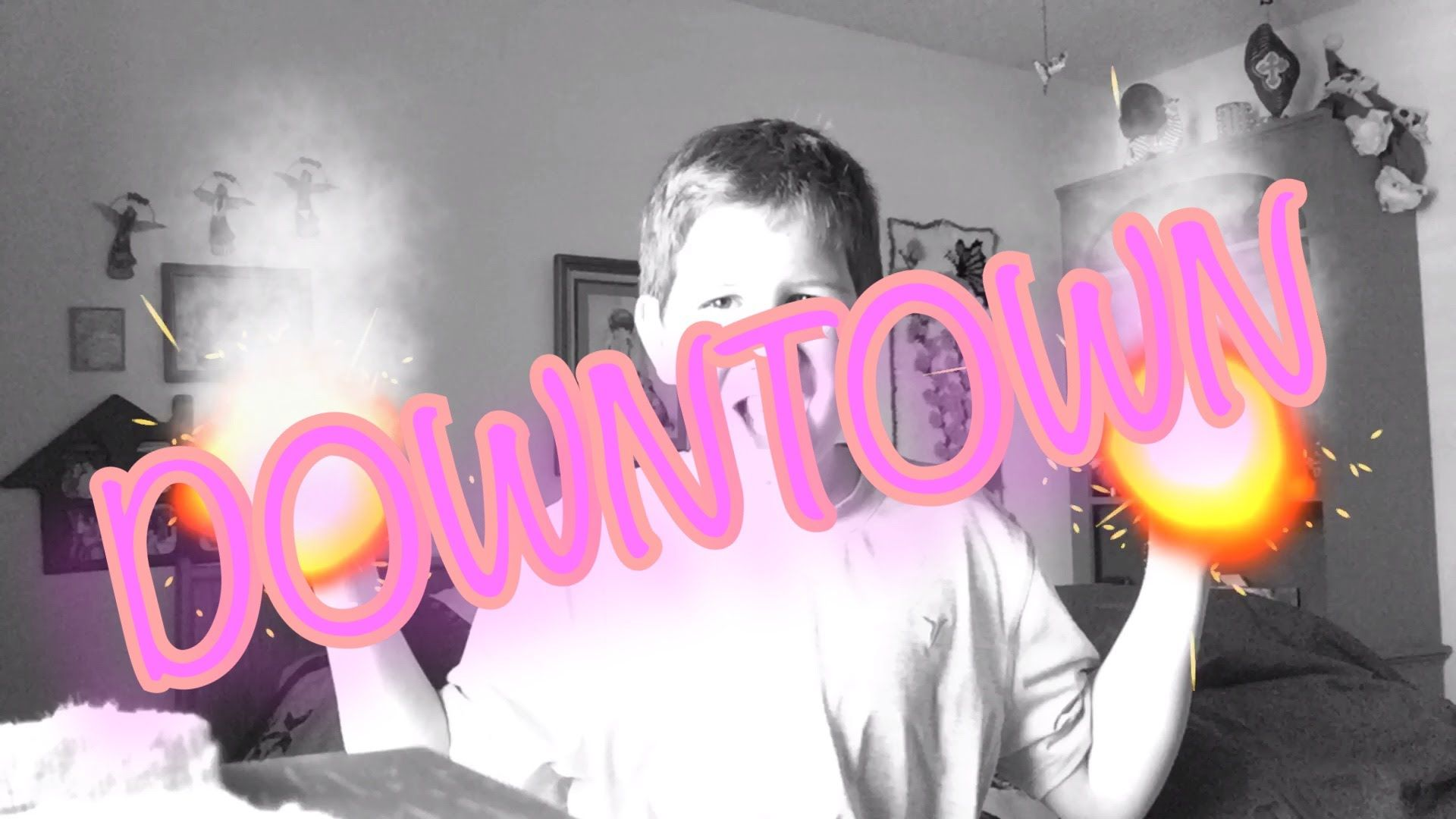 Downtown Music Video Last 56 Seconds