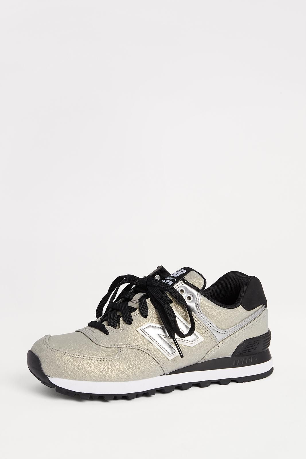 NEW BALANCE 574 Shimmer Sneaker   Sneakers, Shoes, Shimmer