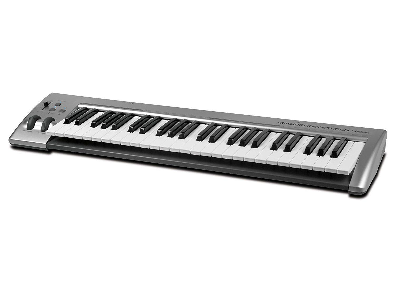 MAudio Keystation 49es 49Note USB MIDI Controller