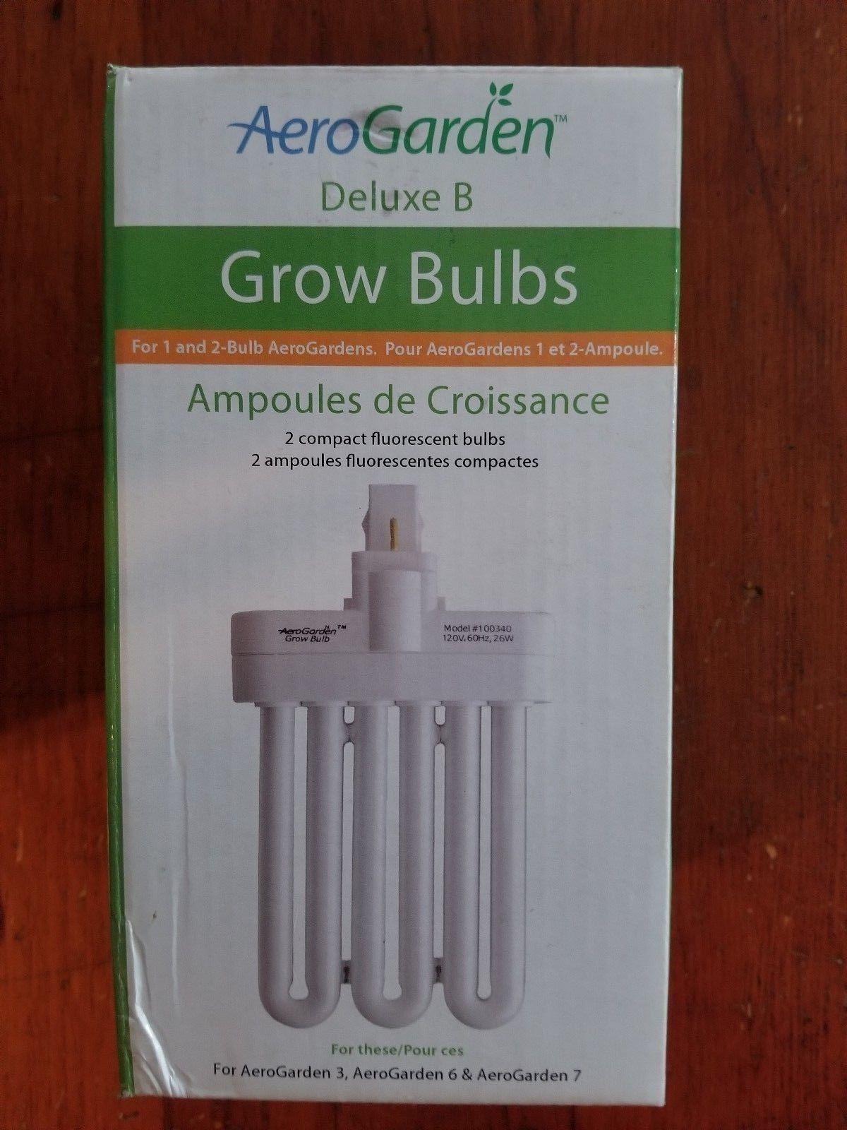 Grow Light Bulbs 178988 Aerogarden Deluxe B Grow Bulbs 400 x 300