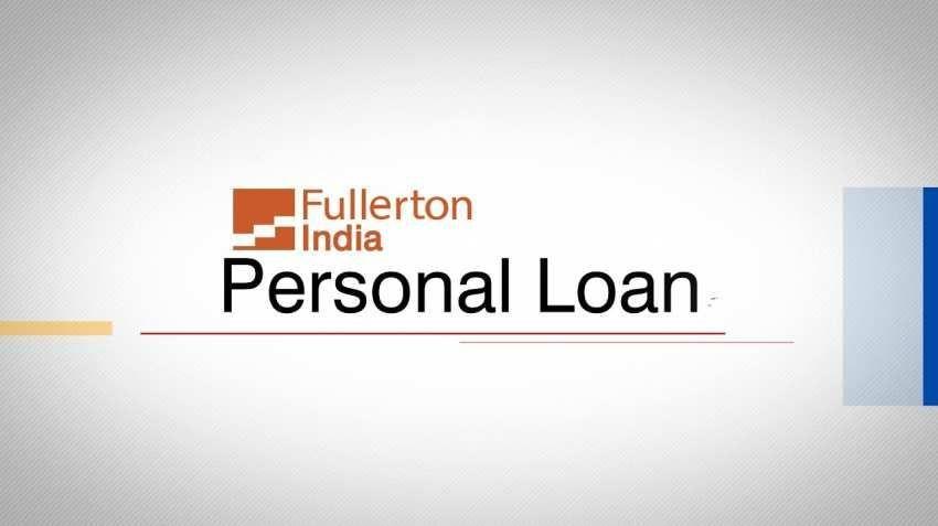 Apply Fullerton India Personal Loan 2020 In 2020 Personal Loans Personal Loans Online Finance