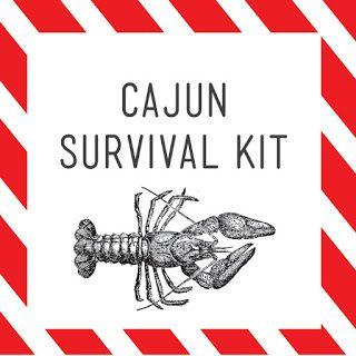 Sucre Shop Blog: Crawfish Boil Free Printables