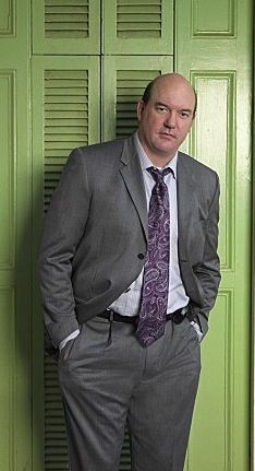 THERE I PINNED IT!!!!! I would f$ this guy SILLY!!!!! John Carroll Lynch - talented actor currently on ABC's Body of Proof and he has a BFA from Catholic University (YEAH, DC represent!!!!!)