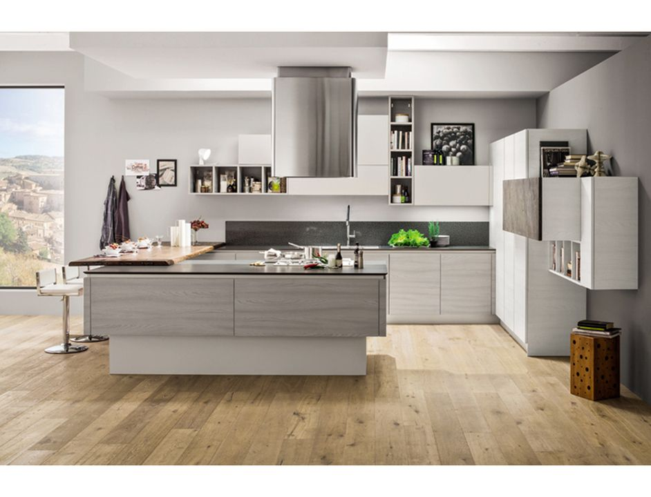 Cocinas Italianas Arrex de Mobel diseño Pinterest - nolte k che lago