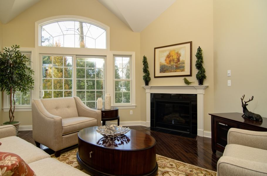 living room paint ideas with tan furniture color combinations