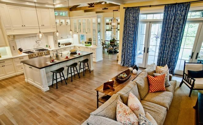 Considering the Open Concept Layout - Decorology
