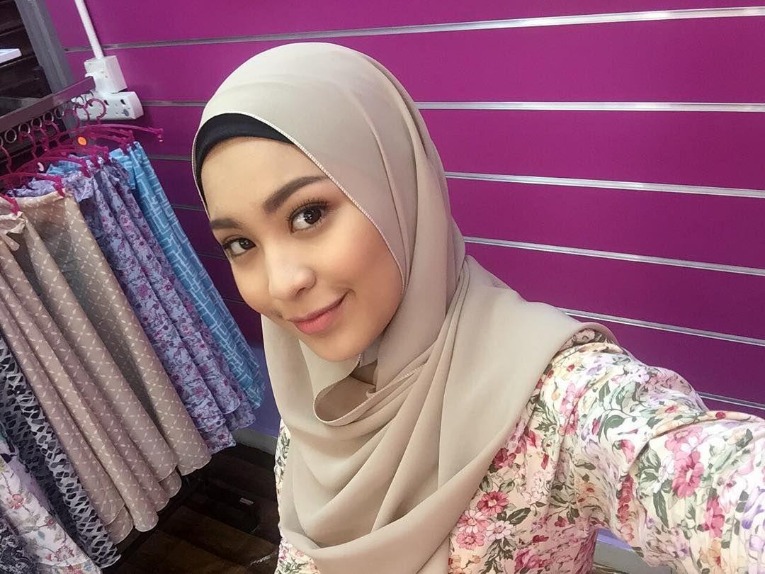 Awek Melayu Cun Comel Nur Fathia Awek Tudung Hijab Girl