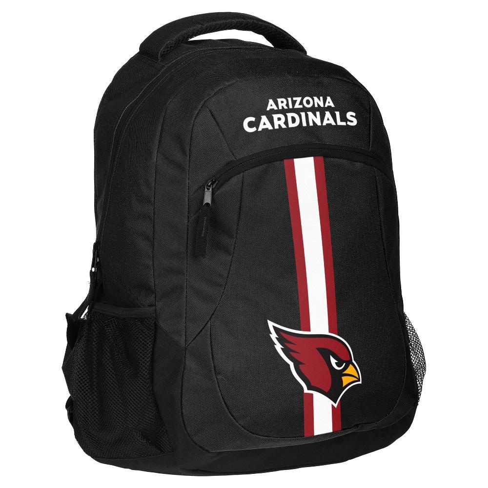 NFL Arizona Cardinals Action Stripe Backpack Striped