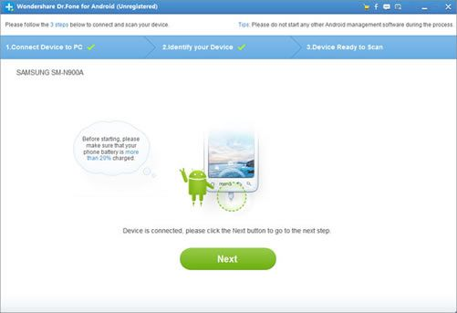 how to recover deleted videos from samsung galaxy s4