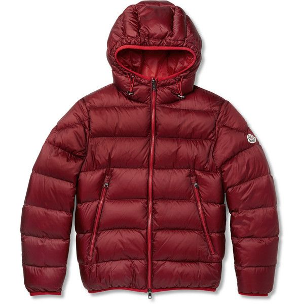 a99bd70725b9 Moncler Chauvon Quilted Shell Down Jacket ( 1