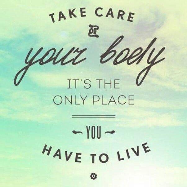 #takecare