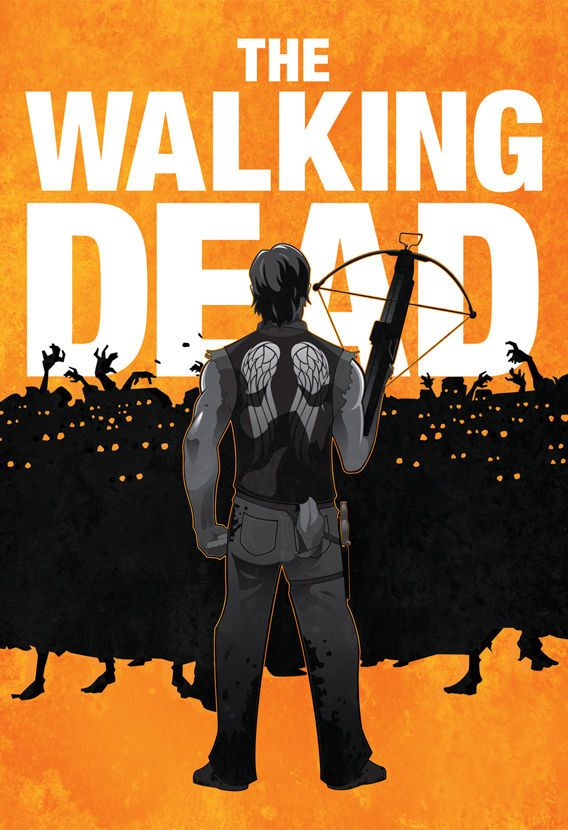 The Walking Dead by The Ninjabot