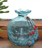 Greek glass art