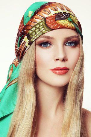 haartuch - google-suche | hippie frisur, bandana binden
