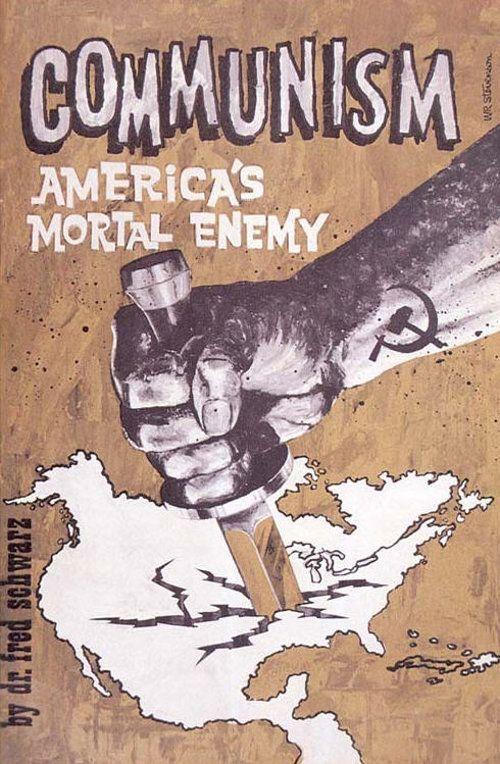 Really. anti communist propaganda cold war the