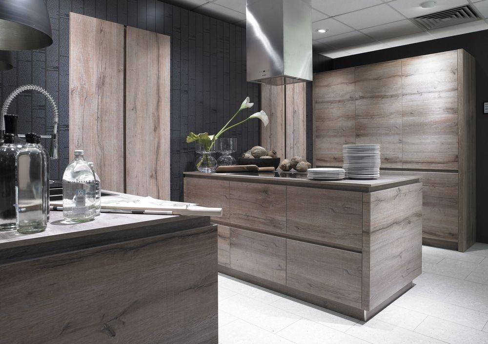 cuisine design en bois meubles de cuisine schr der. Black Bedroom Furniture Sets. Home Design Ideas