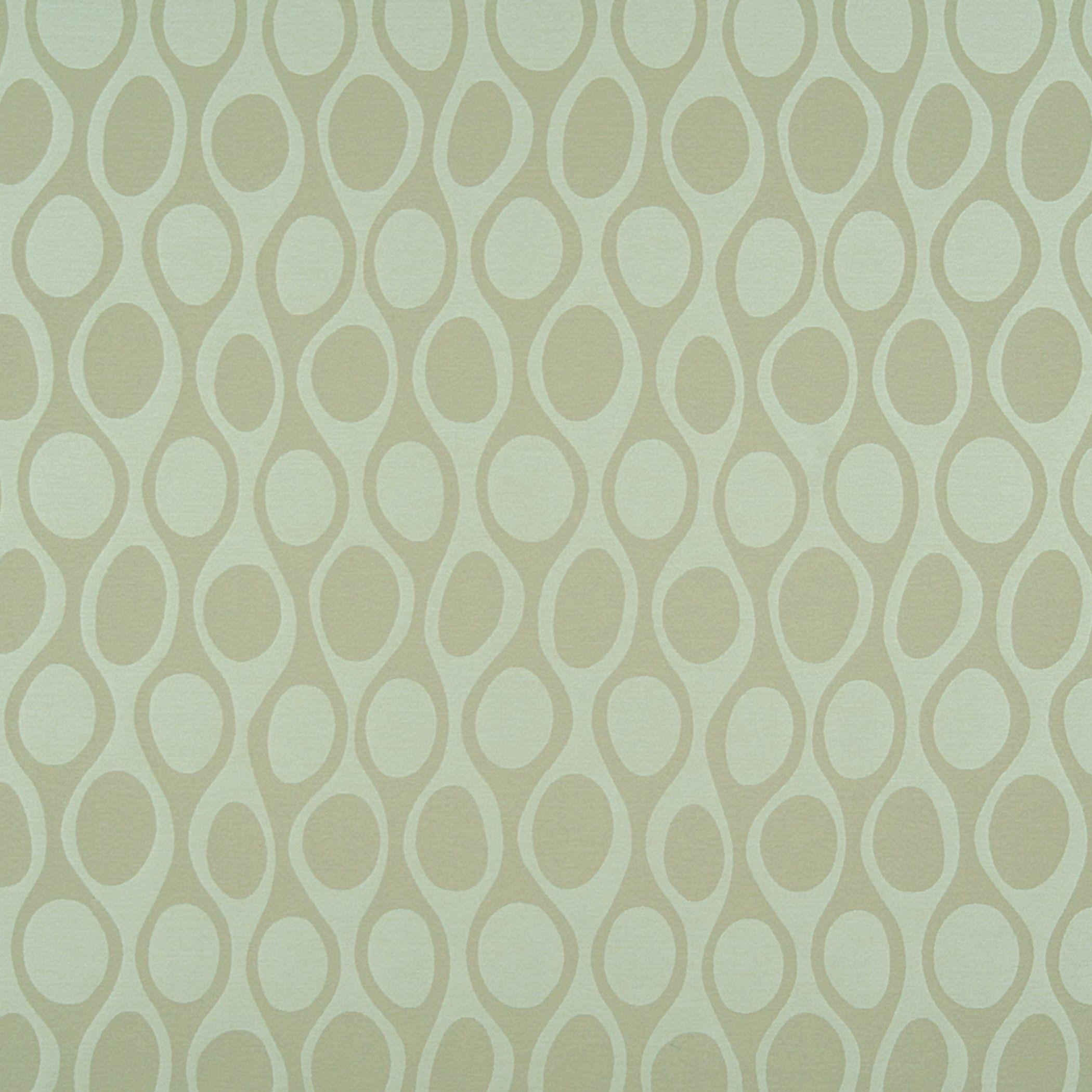 Kenga Pool Green Yellow Mint Seafoam Gold Curvilinear Woven Fl Upholstery Fabric