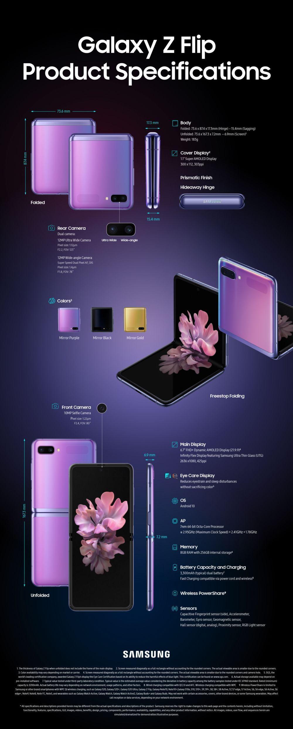 Samsung Galaxy Z Flip Price Features Specs Samsunggalaxyzflip Galaxyzflip Galaxyz In 2020 Motorola Razr Samsung Wallpaper Samsung Galaxy Phones