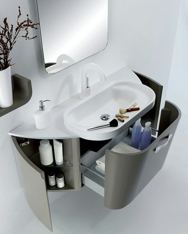 1000 images about salle de bain on pinterest toilet cistern bikes and wood counter - Grand Lavabo Salle De Bain