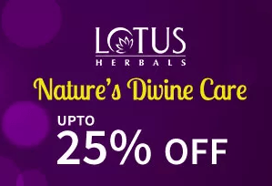Get Up To 25 Off On Lotus Herbals At Nykaa Herbalism Online Coupons Beauty Health
