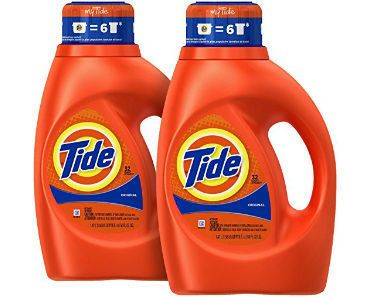 Enter To Win A Tide Liquid Detergent 2 Pack Ends June 8th At