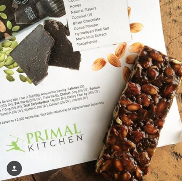 Back In Stock On Primalblueprint Com And Thrive Market And Better Than Ever 15g Of Protein From Collagen From G Primal Palate Delicious Dark Chocolate Almonds