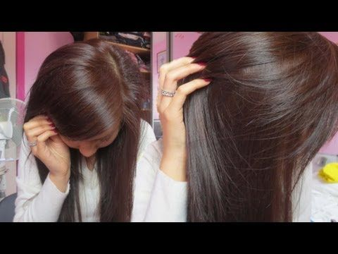 How To Dye Black Hair to Brown (without bleach) - very light ash ...