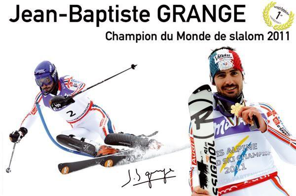 Jean-Baptiste Grange #valloire