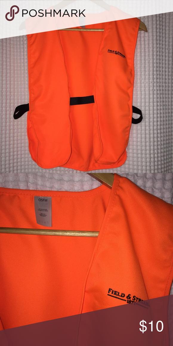 Field & Stream Hunting / Safety Vest Safety vest