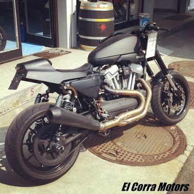 El Corra Motors: XR1200