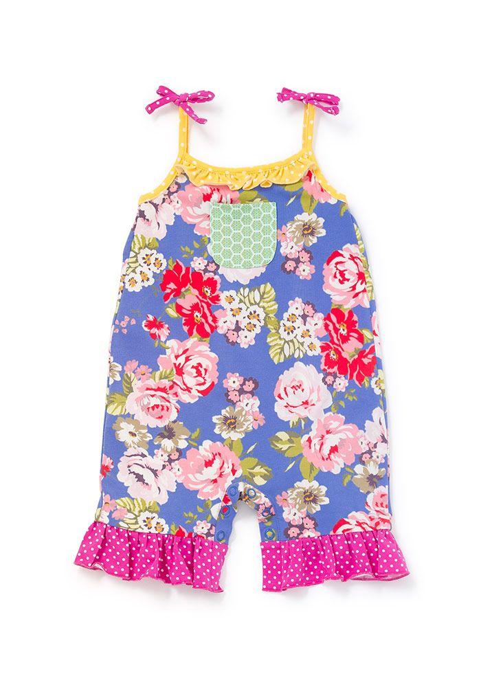 42ffab7b5ef Summer Adventure Romper - Matilda Jane Clothing 18-24 mo