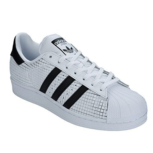 Adidas Originals US12 Men's ' Superstar Trainers US12 Originals White Trainers d2d50a