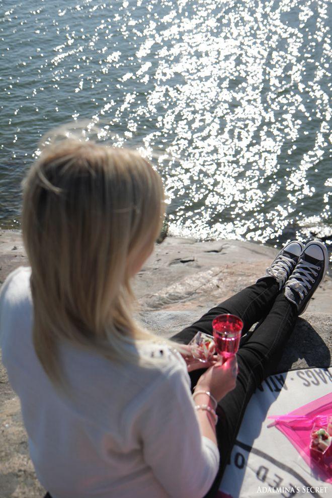 Girly summer picnic - Adalmina's Secret